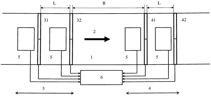 Способ и система повышения точности при взвешивании автотранспортного средства в движении
