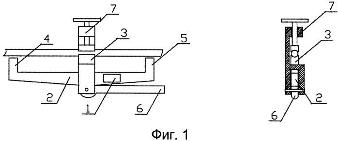 Устройство для измерения натяжения гибких длинномерных изделий