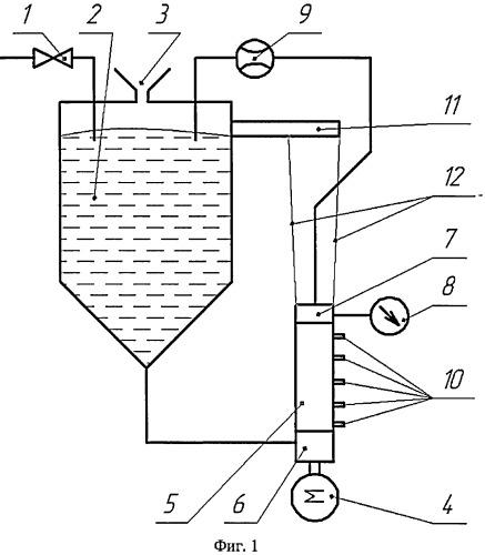 Способ гидроабразивных испытаний погружных насосов и стенд для его осуществления