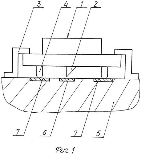 Способ подготовки и измерения поверхности крупногабаритного объекта сканирующим зондовым микроскопом