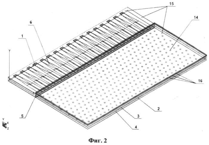 Устройство подсветки для жидкокристаллической панели
