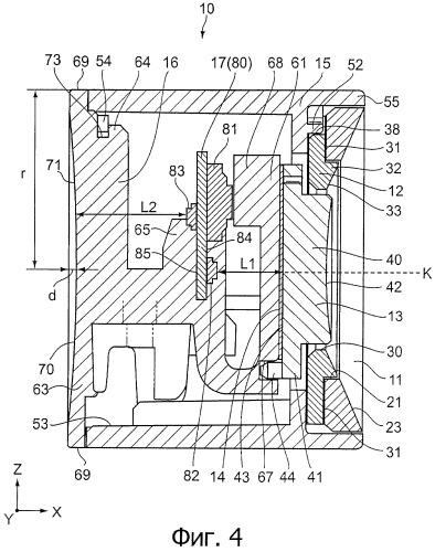 Электронное устройство и электронный компонент