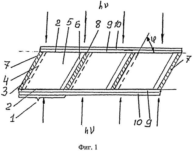 Полупроводниковый фотоэлектрический генератор (варианты)
