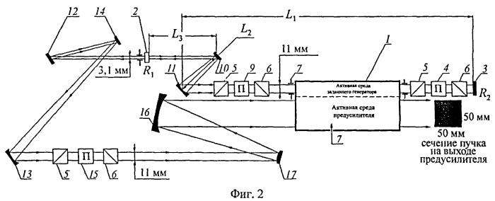 Химический импульсно-периодический лазер с непрерывной накачкой и модуляцией добротности резонатора