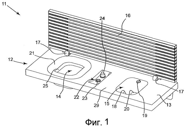 Многофункциональное оборудование для ванной комнаты и способ его изготовления