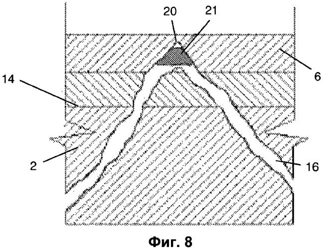 Слоистая композиционная структура с самовосстанавливающимся слоем