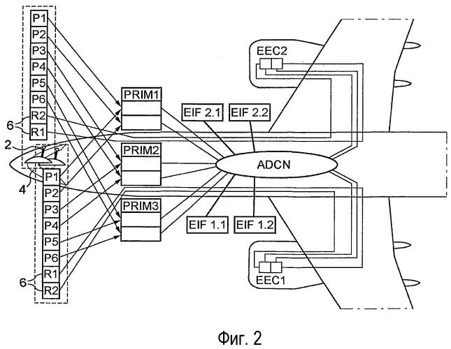 Устройство для определения положения рычага газа в летательном аппарате