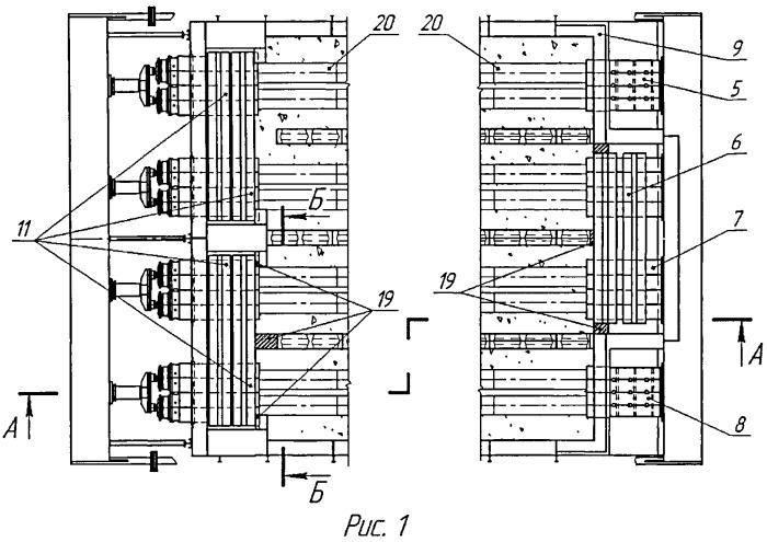 Способ графитации углеродных изделий и устройство для его осуществления