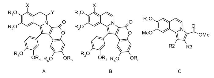 (дигидро)пирроло[2,1-а]изохинолины
