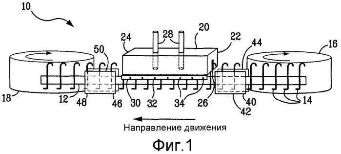 Быстрая термическая обработка для увеличения изгибной жесткости и пластического изгибающего момента изогнутых игл