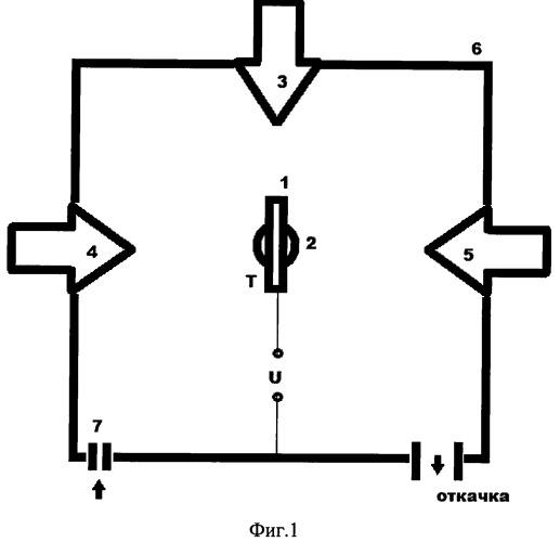 Способ нанесения на металлическую деталь комплексного покрытия для защиты детали от водородной коррозии, состоящего из множества микрослоев