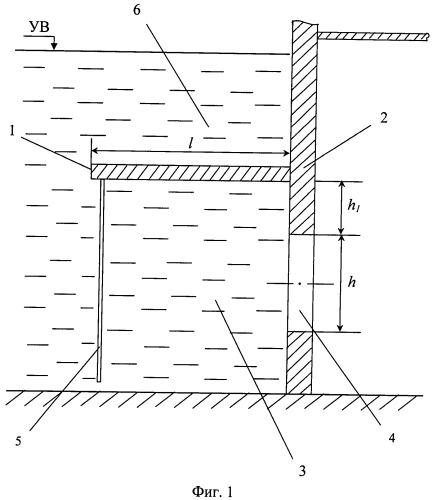 Комплексное рыбозащитное устройство оградительно-направляющего действия (круон)