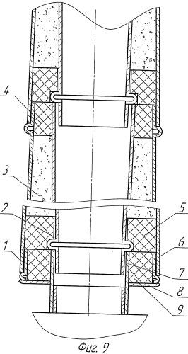 Модуль дымовой трубы (варианты)