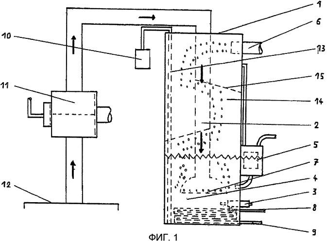 Устройство подачи топлива в двигатель внутреннего сгорания