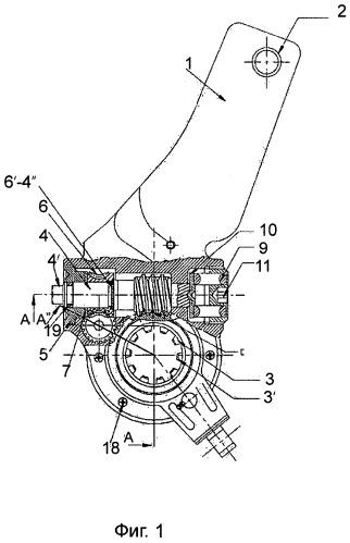 Автоматический регулятор тормоза для регулирования зазора между тормозной колодкой и тормозным барабаном тормозной системы транспортного средства
