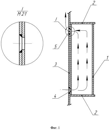Теплообменное устройство тепловых агрегатов с трубчатыми элементами