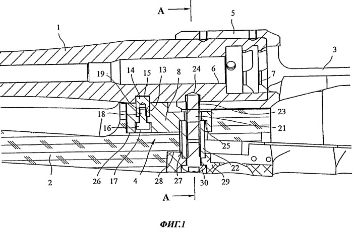 Устройство для укладки затворной коробки и/или ствола в ложе ручного огнестрельного оружия