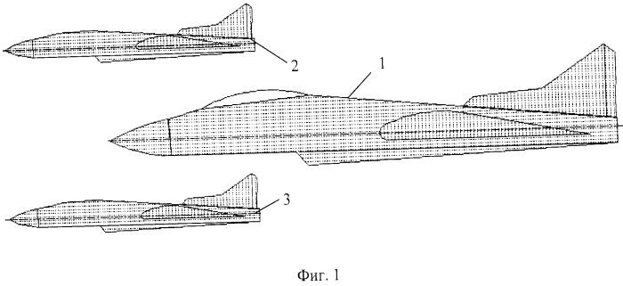 Способ сопровождения боевых самолетов канцера