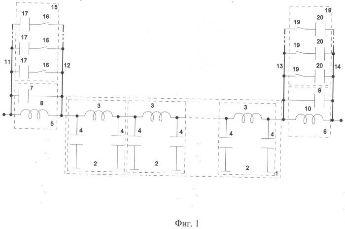 Перестраиваемый режекторный lc-фильтр