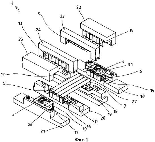 Способ изготовления трубчатых радиаторов и сварочное устройство