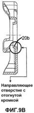 Стальное колесо с отформованным на нем материалом