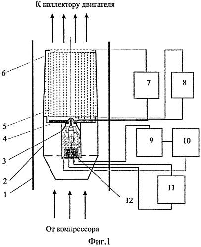 Устройство для получения газообразного водорода