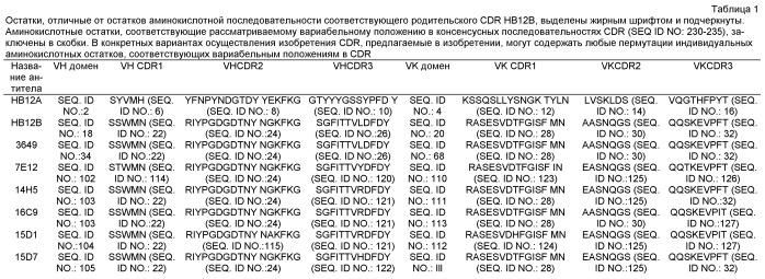 Гуманизированные антитела к cd19 и их применение для лечения онкологического, связанного с трансплантацией и аутоиммунного заболевания