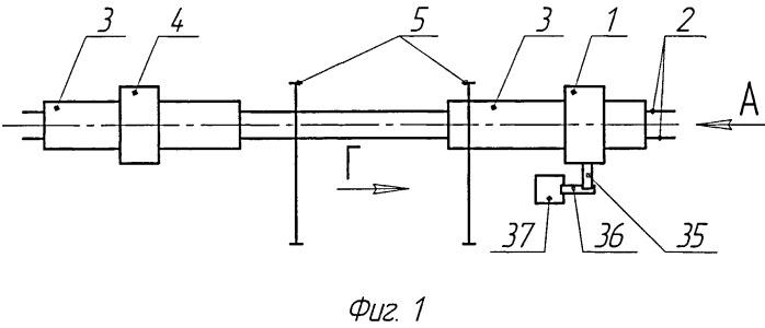 Агрегат отделения подкладок звеноразборочной линии