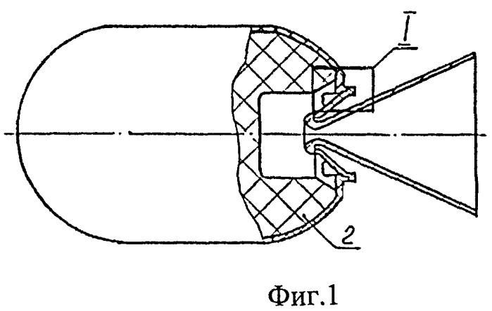 Способ сборки ракетного двигателя твердого топлива и оснастка для его осуществления
