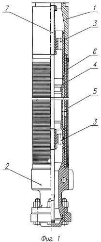 Модульная секция фильтра погружного насосного агрегата