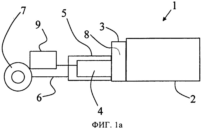 Способ и устройство выбора передачи для трогания с места гибридного электромобиля