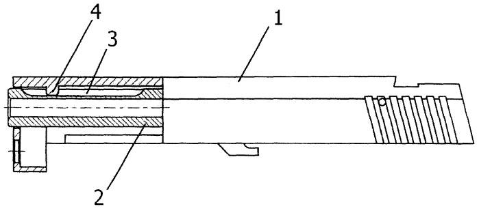 Система ствол-затвор стрелкового оружия