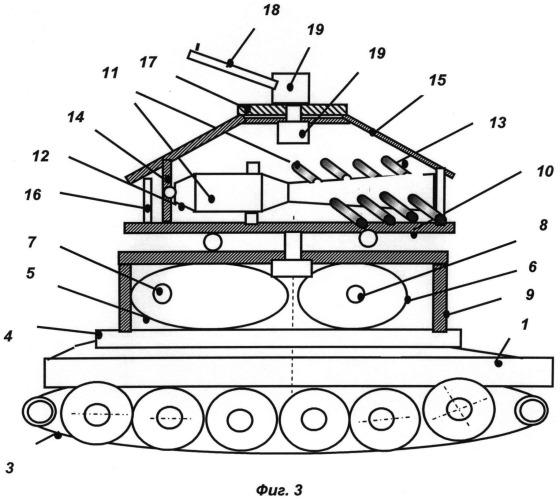 Мобильный боевой лазерный комплекс