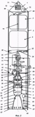 Зенитная ракета и жидкостный ракетный двигатель