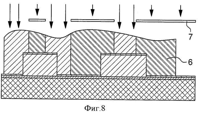 Способ изготовления многослойных металлических элементов с помощью процессов, использующих ультрафиолетовое излучение
