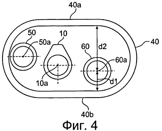 Высоковольтный выключатель с дугогасящей камерой (варианты)