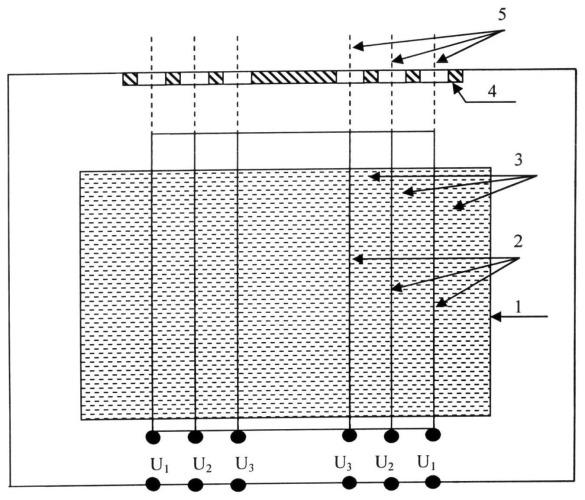 Устройство создания мощных ионных потоков