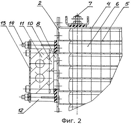 Термостабилизированный модуль из электрических батарей