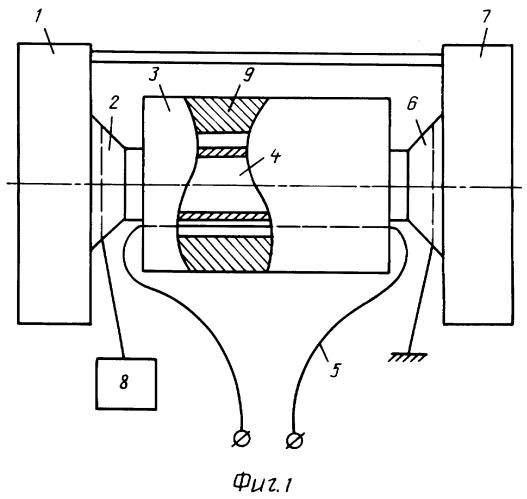 Паросиловая установка для выработки электроэнергии