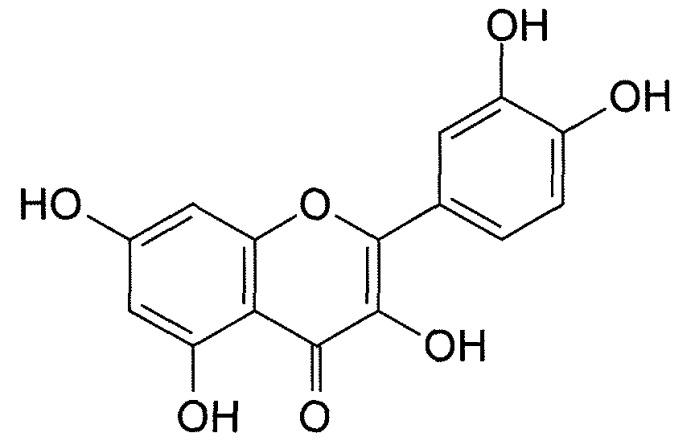 Способ суспендирования флавоноида в напитке