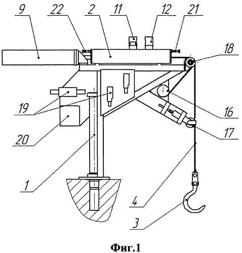 Устройство для переноса заготовок по ручьям штампа с вертикальным разъемом матриц