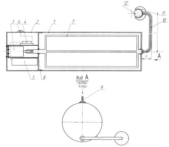 Устройство для подачи смазочно-охлаждающей жидкости при безабразивной ультразвуковой финишной обработке внутренних поверхностей