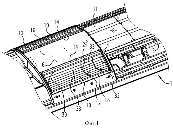 Система вентиляции оборудования железнодорожного транспортного средства