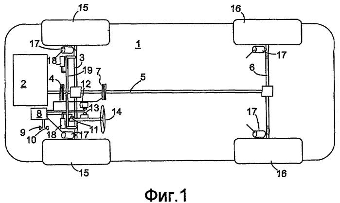 Адаптивное рулевое управление для транспортного средства