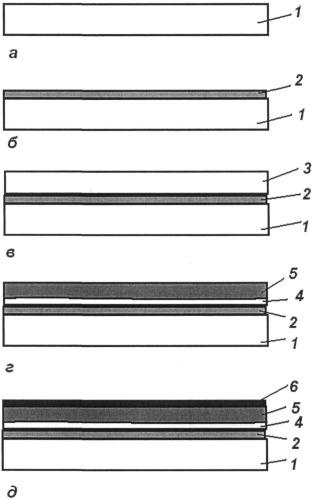 Способ получения теплозащитного покрытия на детали газовой турбины из никелевого или кобальтового сплава