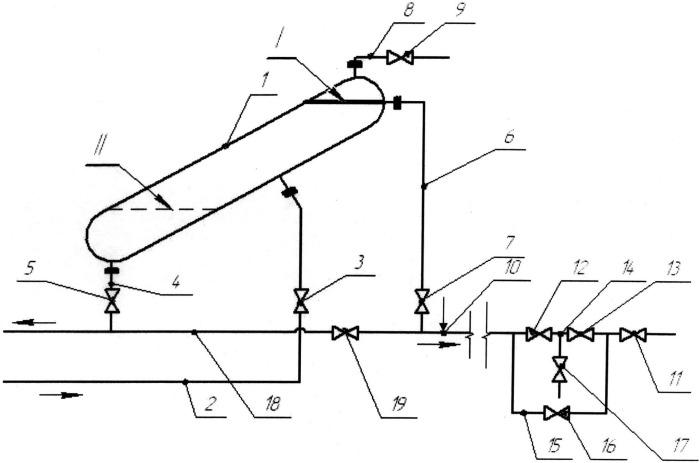 Способ борьбы с коррозией трубопроводов системы сбора обводненной нефти