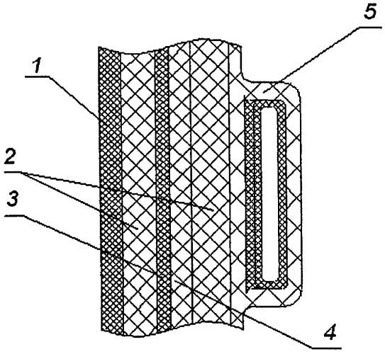 Ванна для гальванических производств и способ ее изготовления