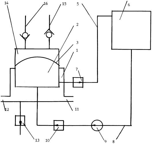 Двигатель для преобразования тепловой энергии в механическую энергию