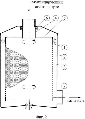 Газогенератор твердого топлива