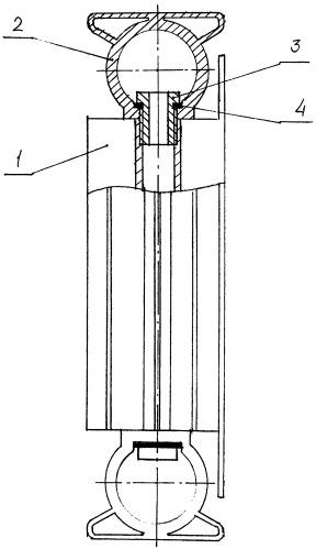 Секция радиатора